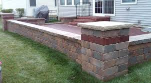 Patio Retaining Wall Pictures Gallery Of Patios And Retaining Walls