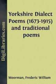 dialect poems 1673 1915 and traditional poems