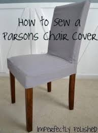 dining room chair cover slipcovered dining chair foter
