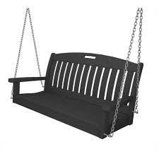 Swing Bench Outdoor by Lakeland Mills 38 In Country Cedar Outdoor Porch Swing And Stand