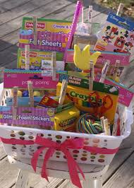 baskets for kids great gift idea for kids of any age craft basket complete with