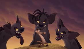 lion king hd screencaps gallery 6 hyenas
