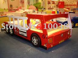 Fire Engine Bed Aliexpress Com Buy Children Bed F2006 Fire Engine Bed From