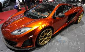 mansory cars top 10 hottest cars of the 2012 geneva auto show