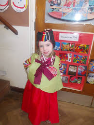 orton longueville playgroup korean chinese new year
