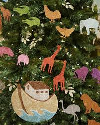 noah s ark ornaments martha stewart