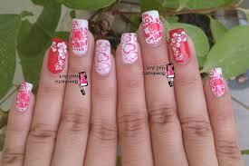 25 amazing valentine u0027s day nail art ideas