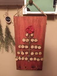 christmas wood slice tree u2013 inspired natural and creative