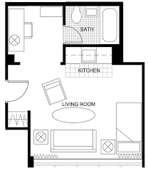 The 25 Best Studio Apartment Floor Plans Ideas On Pinterest House Plans Ideas Photos