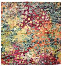 Modern Square Rugs Davina 9 10 X9 10 Rug Modern Square Rug Rugvista Http Www