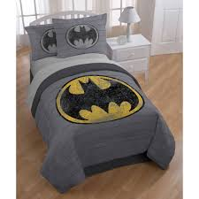 Batman Double Duvet Cover Batman Full Queen Bedding Comforter Set Walmart Com