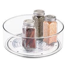 carrousel cuisine mdesign lazy susan plateau tournant pour épices accessoire de