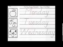 worksheets for kids youtube