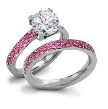 Pink Wedding Rings by 48 Best Rings Images On Pinterest Jewelry Rings And Wedding