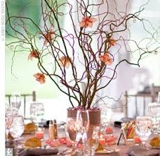 Curly Willow Centerpieces We U0027ll Be Adding Flowers To The Curly Willow Centerpieces Just