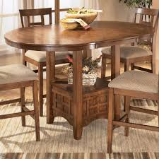 Kitchen Island With Table Extension by D319 42 Cross Island Oval Dining Room Counter Extension Table