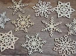 diy wood snowflake ornament supplies church house woodworks