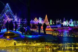 boothbay festival of lights join us for gardens aglow the biggest coastal maine botanical