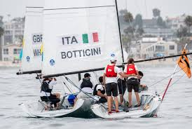 price aus anyon nzl remain undefeated youth match racing
