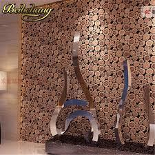 aliexpress com buy beibehang wood wall wallpaper birch tree non