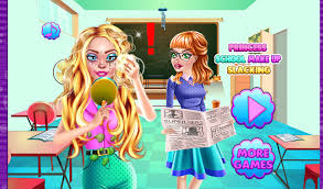 Makeup Schools In Nc Princess Makeup Slacking Android Apps On Google Play