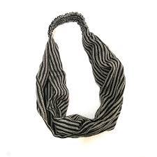 green headband olive green loomed cotton headband nepal fair square imports