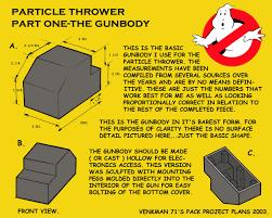 spirit halloween ghostbusters proton pack studio creations ghostbusters proton pack tutorial