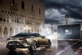 lexus uk directors lexus main sponsor of the 74th venice international film festival