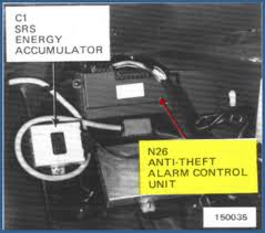 mercedes alarm system 1991 mercedes 190 alarm system will not turn i want to