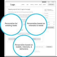 website personalization website personalization ironpaper