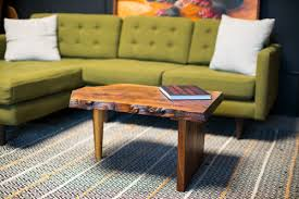 Custom Coffee Tables by Seating U2014 Made Lumber Supply