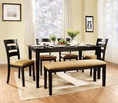 Contemporary Dining Room Table Sets Totally Unique Design Of Dining Table With Bench Dining Room