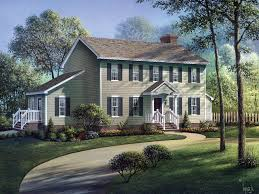 colonial home plans walton colonial home plan 001d 0002 house plans and more