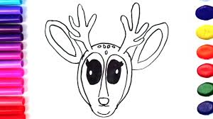 coloring pages for kids to learn colors w wild animals how to