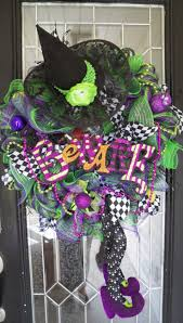 witch boot halloween decorations the 25 best halloween witch wreath ideas on pinterest witch