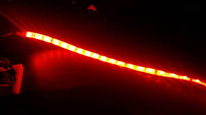 rgb led strip controlled by amazon echo youtube
