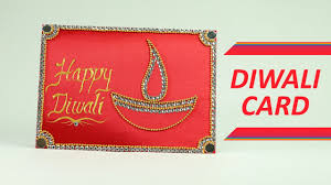diwali cards how to make diwali cards diy greeting cards tutorial