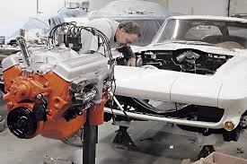 corvette engines by year chevy small block history chevy high performance magazine