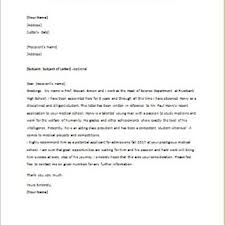 medical admission recommendation letter writeletter2 com