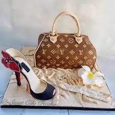 cake purse purse and shoe cake for a sweet cake