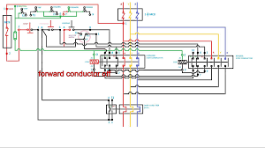 reversing contactor wiring diagram gooddy org
