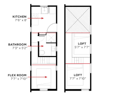 7 X 10 Bathroom Floor Plans by Roanoke Tiny Houses House And Bedrooms