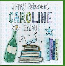 retirement cards personalised retirement card by sowden design