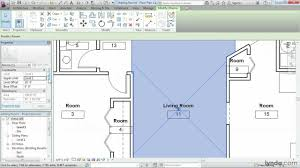 revit 2015 tutorial how to add rooms lynda com youtube