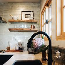 ann sacks kitchen backsplash modern kitchen with ann sacks tile backsplash walnut live edge