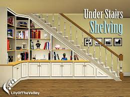 under stairs shelving lilyofthevalley s under stairs shelving