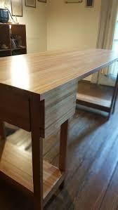 7 best escritorio lustre finger joint eucalipto trio diseño