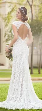 simple lace wedding dresses agnes cap sleeve lace wedding dress simple wedding dresses