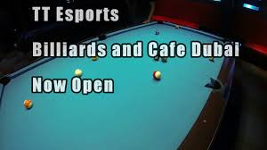 pool table near me open now gopro dubai tt esports billiards and cafe now open in dubai