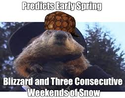 10 groundhog day memes that celebrate the ridiculousness of this